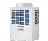 Dàn nóng trung tâm Toshiba Heat Pump Inverter MAP1006HT 10HP 2 chiều