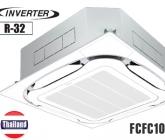 Điều hòa âm trần Daikin 34.000BTU inverter 1 chiều 3 pha FCFC100DVM/RZFC100DY1
