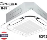 Điều hòa âm trần Daikin 24.000BTU inverter 1 chiều 3 pha FCFC71DVM/RZFC71DY1