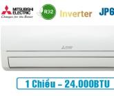 Điều hòa Mitsubishi Electric inverter 24.000BTU 1 chiều MSY-JP60VF