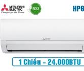 Điều hòa Mitsubishi Electric 24.000BTU 1 chiều MS-HP60VF
