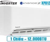 Điều hòa Panasonic NanoeX 12000BTU 1 chiều inverter XPU12WKH-8