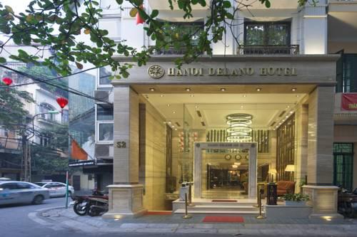 Công trình tại Khách sạn Delano 52 Bát sứ hà nội