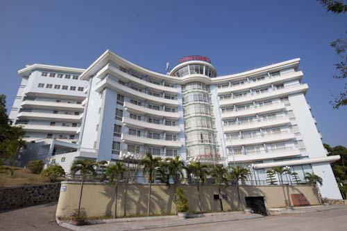 Khách sạn sao mai Tuần Châu- Quảng Ninh
