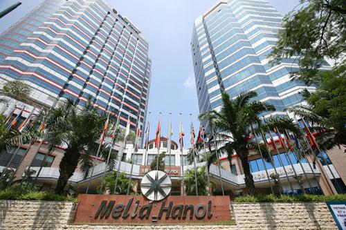 Khách sạn Melia số 44 lý Thường Kiệt