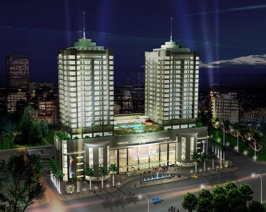 Trung tâm thương mại Thùy Dương Plaza - Hải Phòng